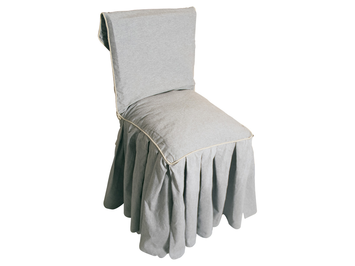 Grande housse de chaise juliette cr ative neuf ebay - Housse pour grande chaise ...