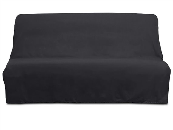 housse clic clac 140 maison design. Black Bedroom Furniture Sets. Home Design Ideas