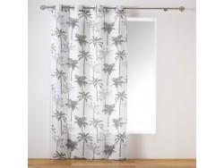 Rideau voilage Cocoty écru 140 x 240 cm - L3C