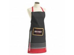 Tablier coton Bistrot rouge - L3C