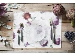 Set de table Pavot mauve - Côté Table