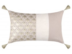 Coussin rectangulaire Maldives - Lovely Casa