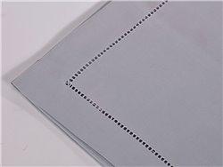 Lot de 4 serviettes de table en polyester 40 x 40 cm - Simla