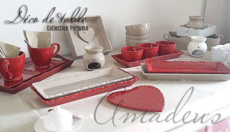 D co campagne chic rideaux vaisselle et objets d co - Vaisselle campagne chic ...